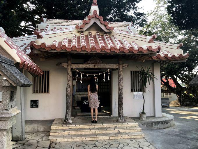 宮古島で最高の霊場「漲水御嶽(はりみずうたき)」
