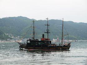 西日本のパワースポット!鞆の浦・仙酔島で願いが叶う龍神橋