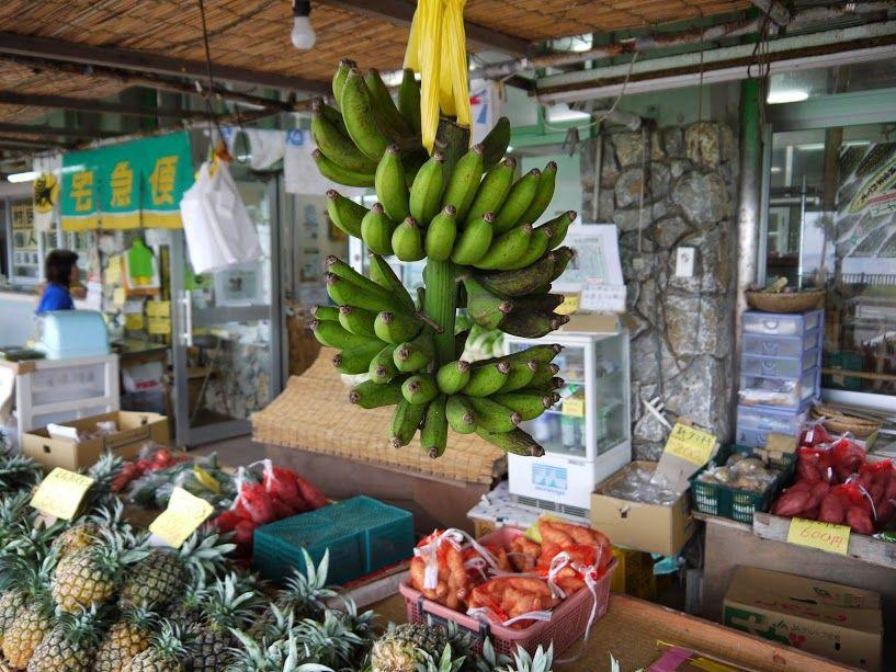 アジア的な雰囲気の沖縄の原風景。そして地元の人との会話が楽しい!