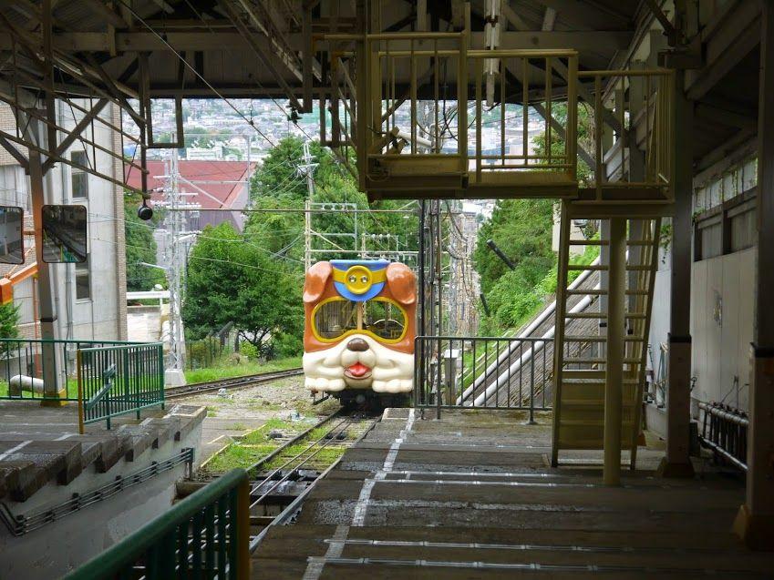 子供が喜ぶ♪奈良「生駒ケーブル」で生駒山頂遊園地までブラリ旅!