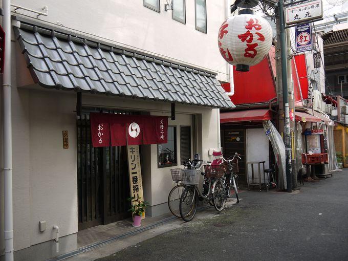 旅行で大阪に行くなら、沢山ある店の中で「おかる」が楽しい!
