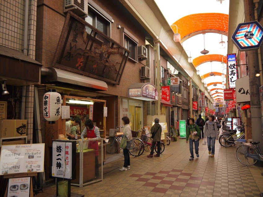 大阪人が「ホンマに美味い店」と言い他県の友人を連れて行く店