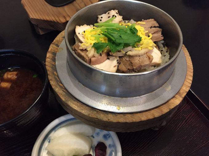 釜めしで人気!志津香の『大和肉鶏釜めし』は美味い!