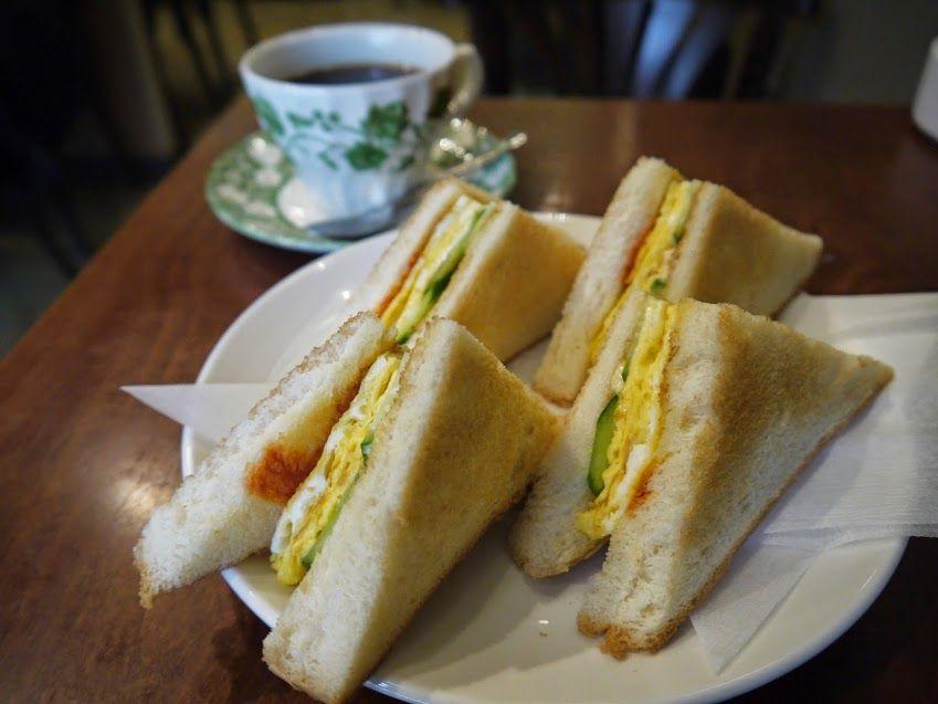 激ウマ!『クックタウン』のコーヒー1杯で本格的なサンドイッチ