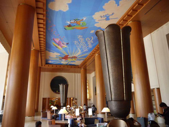 1.ディズニーアンバサダー(R)ホテル