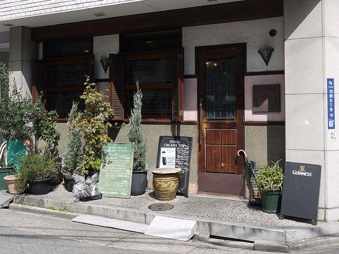 名古屋の隠れ家的な喫茶店