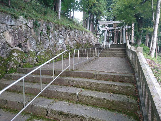 宮水神社はどこにあるのか?
