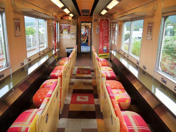 伊勢志摩を走る観光列車は車窓も最高に楽しめます
