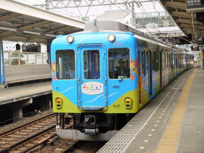 子供が喜ぶ観光列車「つどい」に乗ろう!
