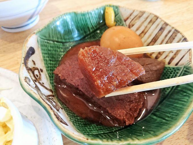 愛知県の味「味噌おでん」は見逃せない!