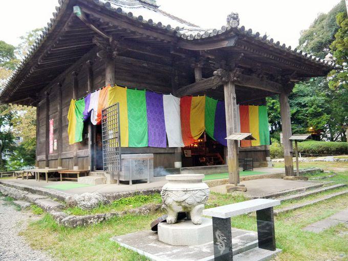 松尾観音寺の龍伝説