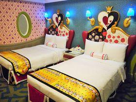 東京ディズニーランドホテル(R)「ふしぎの国のアリス」の世界観が広がる客室に泊まろ!