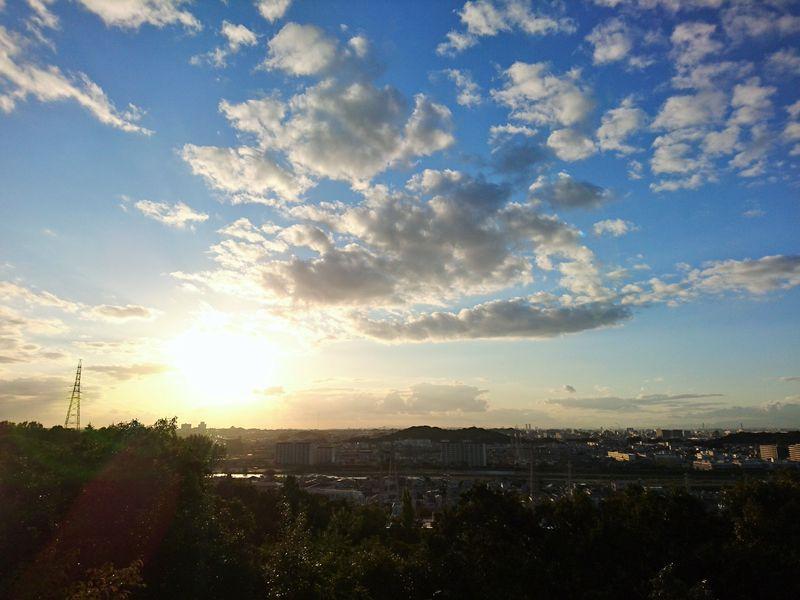 大阪夏の陣で後藤又兵衛が散った小松山!ここは穴場の絶景スポット