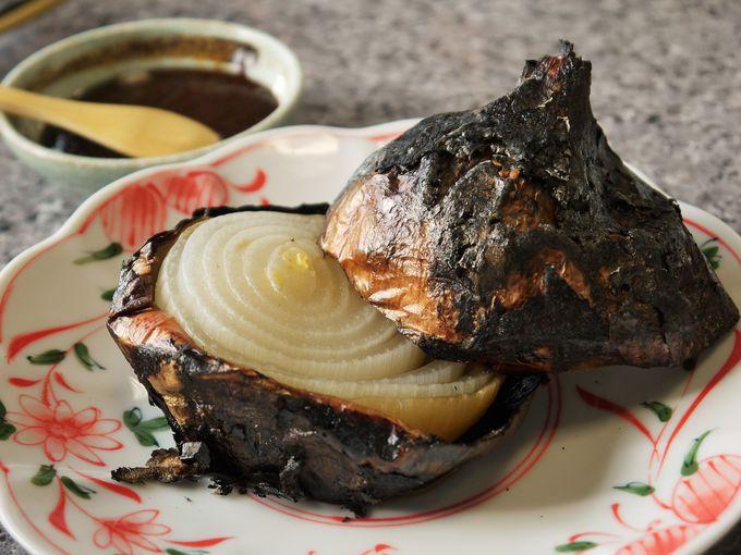 淡路島の美味しいもの勢ぞろい、玉ねぎも必食!