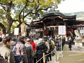 ガン封じパワースポット!初詣は東大阪の石切神社で健康祈願