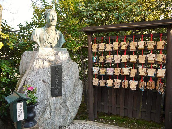 壬生寺は新選組ゆかりの寺