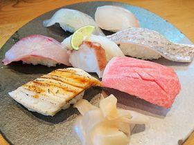 明石駅から徒歩3分!ヤバイほど旨い海蓮丸の寿司ランチ