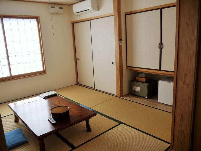 知らなきゃ損!秋津野ガルテンの宿泊施設