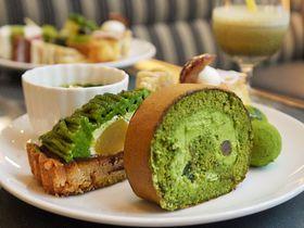 究極の秋スイーツ食べ放題!ホテルニューオータニ大阪で栗と抹茶のおもてなし