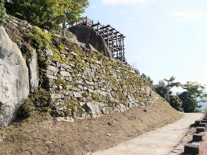 岐阜のマチュピチュ、天空の城