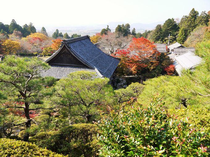 これって偶然?百済寺が北緯35度線上に存在する