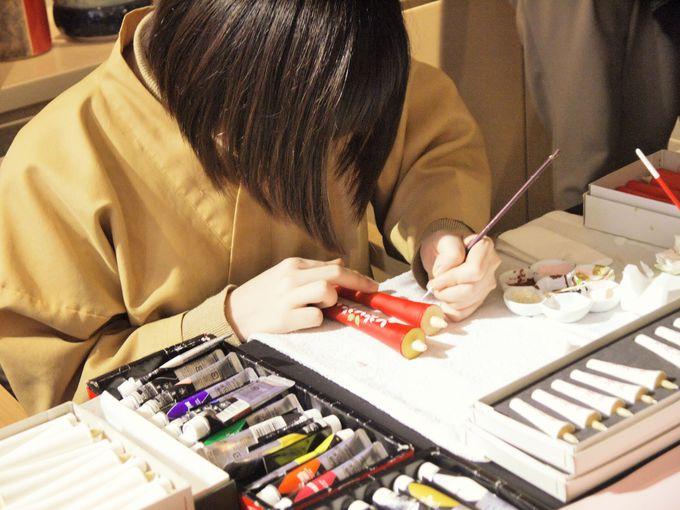 旅の感動は更に大きくなる!京都の伝統工芸体験