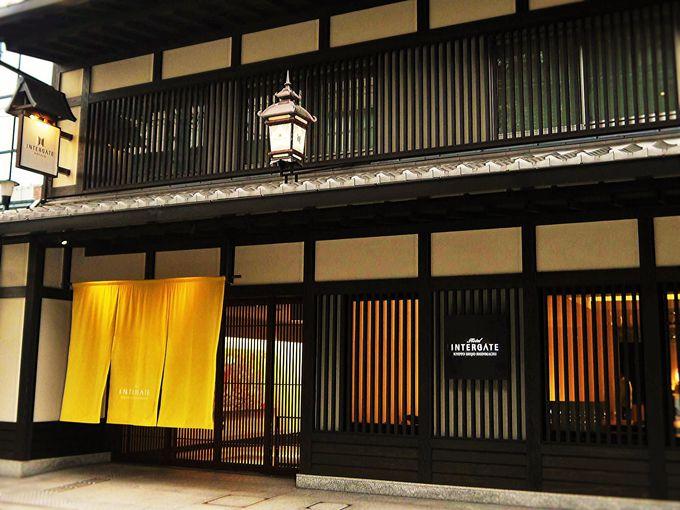 9.ホテルインターゲート京都四条新町