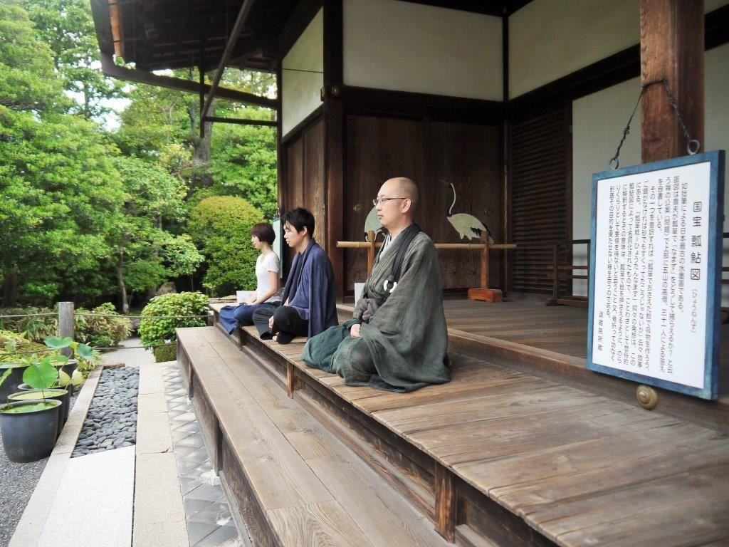 ひと粒の飴で禅!?京都・退蔵院で体験する7分間のインナートリップ
