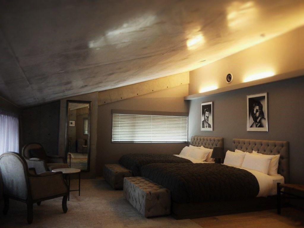 京都で現代アートの世界で泊まれる!node hotelの魅力