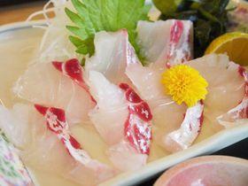 徳島で絶対おすすめ!魚の旨い店「味処あらし」の天然鳴門鯛