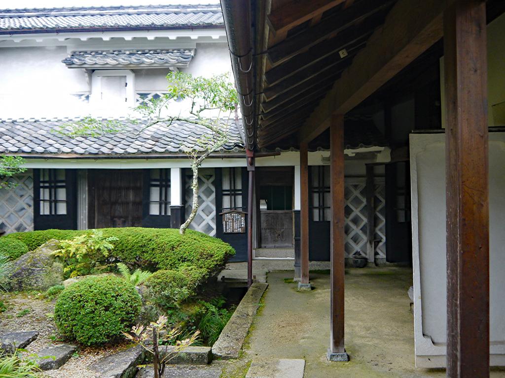 岩村藩のお殿様も訪れていた「木村邸」