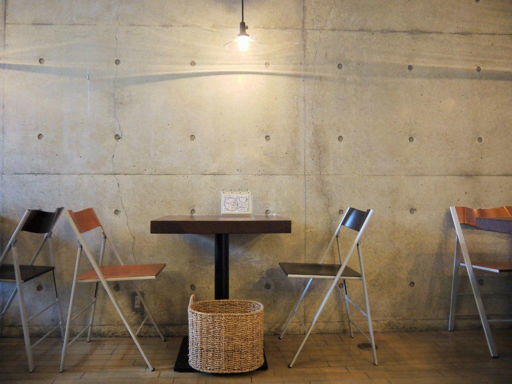 人気パン屋さんのカフェ!オーバッシュカフェ