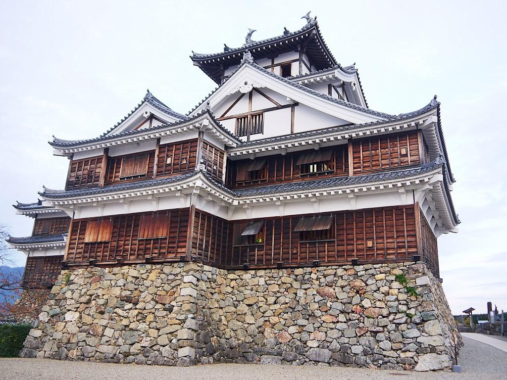 福知山城に行けば分かる!明智光秀の名君主の素顔