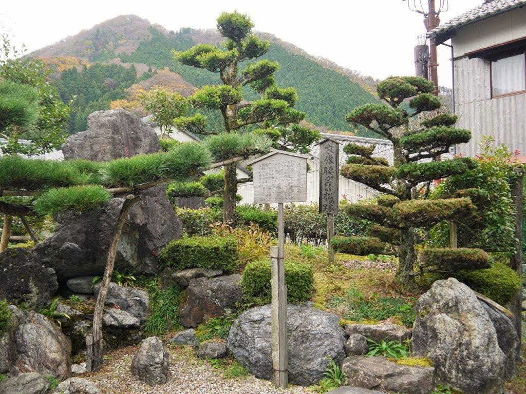 明智光秀と細川幽斎と関係深い熊川宿の見どころ
