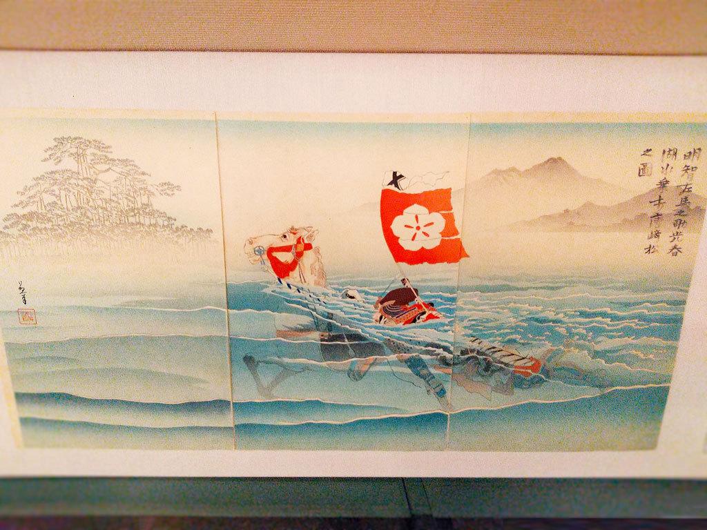 大津市歴史博物館で比叡山焼き打ち直前の「明智光秀書状」を公開