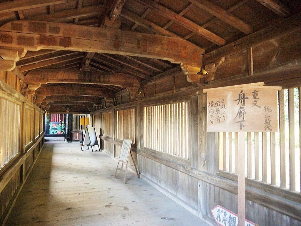 幻の大坂城の遺構として注目!美しく蘇った宝厳寺唐門