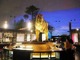 福井県立恐竜博物館が超おもしろい!太古の世界へタイムスリップ