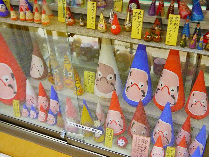 極楽寺の「青山コレクション達磨記念堂」は必見!
