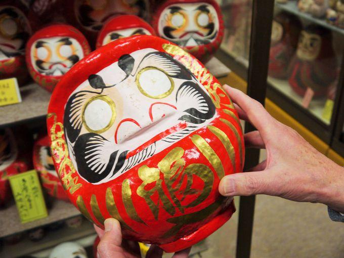 日本中のダルマが集結!古くから親しまれてきた縁起物