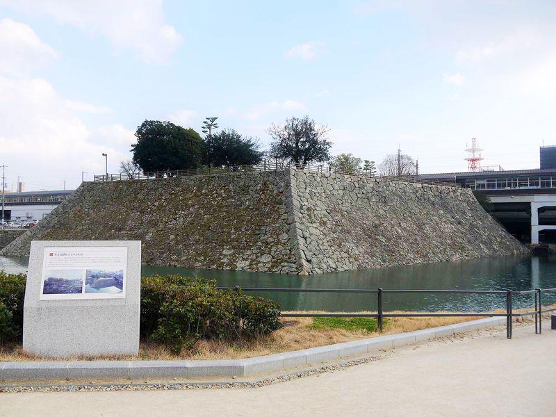 三原駅から徒歩0分!小早川隆景もビックリな広島・三原城跡