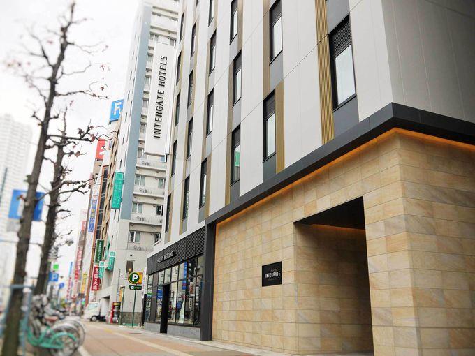 広島旅行におすすめ!ホテルインターゲート広島
