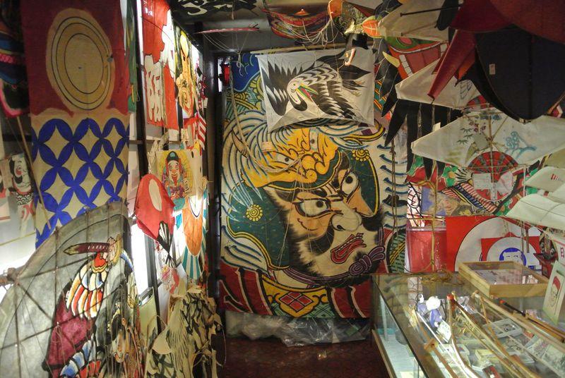 創設者は老舗洋食店創業者!?日本橋の隠れた穴場・凧の博物館を覗いてみよう!!