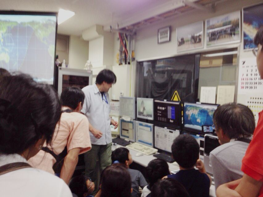 衛星の運営も目の前で!JAXA相模原キャンパス特別公開