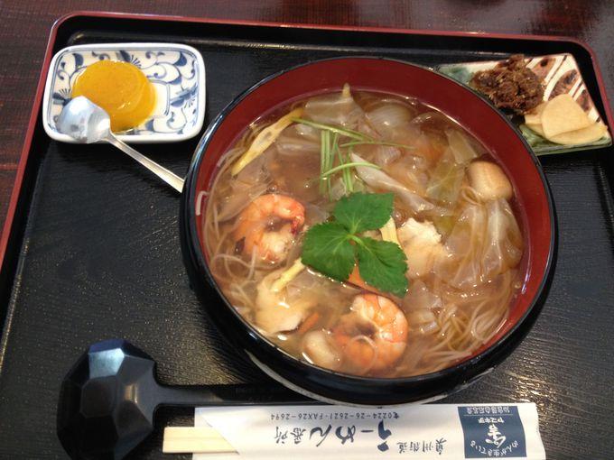 おいしすぎる!宮城ならではの麺料理