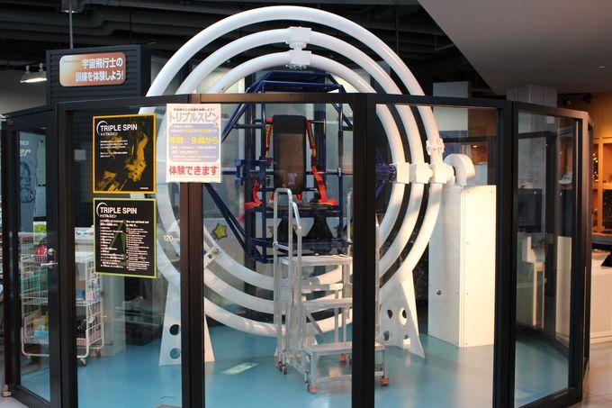 21F、有料展示ゾーンはまさにテーマパーク!