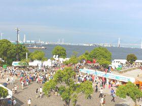 日本の開港を祝う横浜開港祭でひと足早い夏を満喫しよう