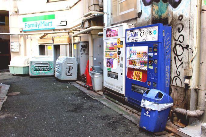 いつもの渋谷から渋天街へ迷い込む