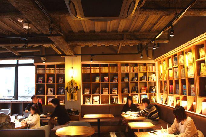カフェでは町田や相模原エリアのクラフトビールをラインアップ