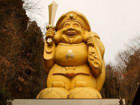 日本一のだいこく様で運気上昇!群馬県・中之嶽神社で開運参り