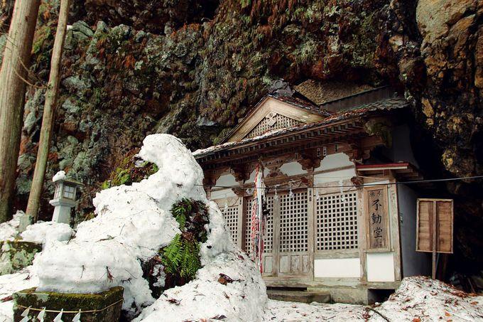 桜松神社は吉兆として崇められた聖域